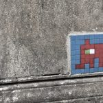 space invader shaftesbury avenue